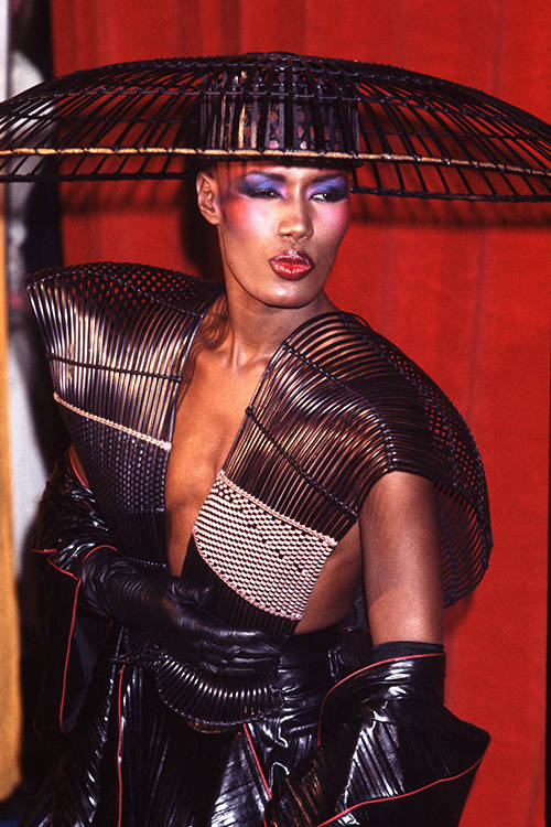 Grace Jones, Getty Images.