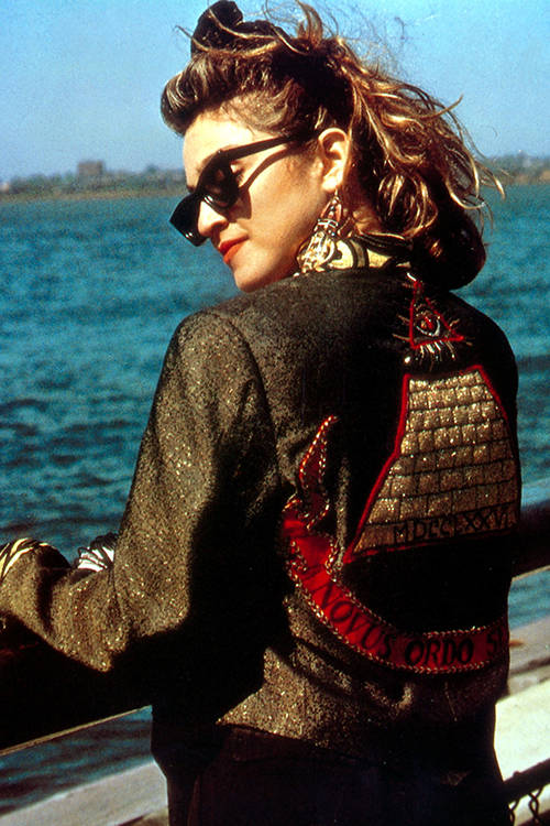 Madonna, Getty Images.
