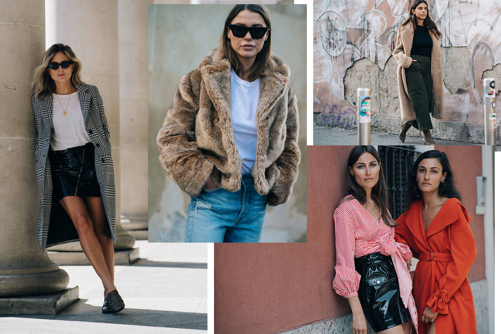 5 STREET STYLE TRENDS TO BRING INTO THE NEW YEAR