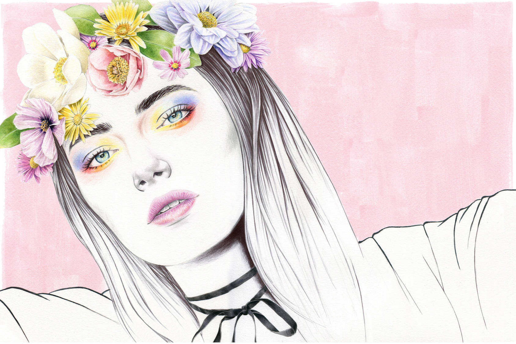 Unicorns and peanut butter are the new makeup trends