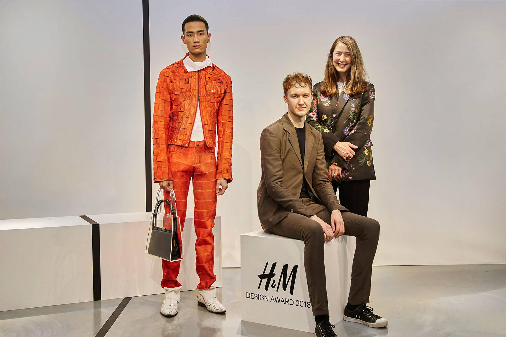 Stefan Cooke wins the H&M Design Award 2018
