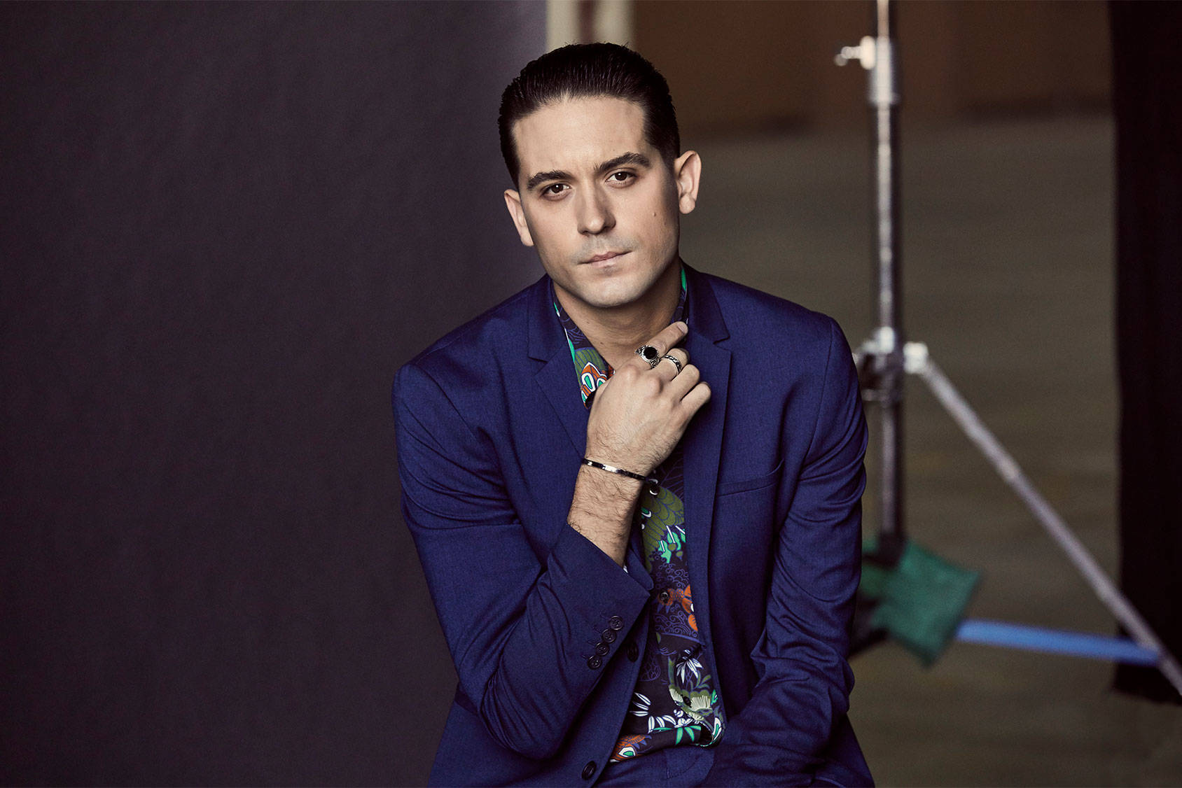 G-Eazy designs collection with H&M
