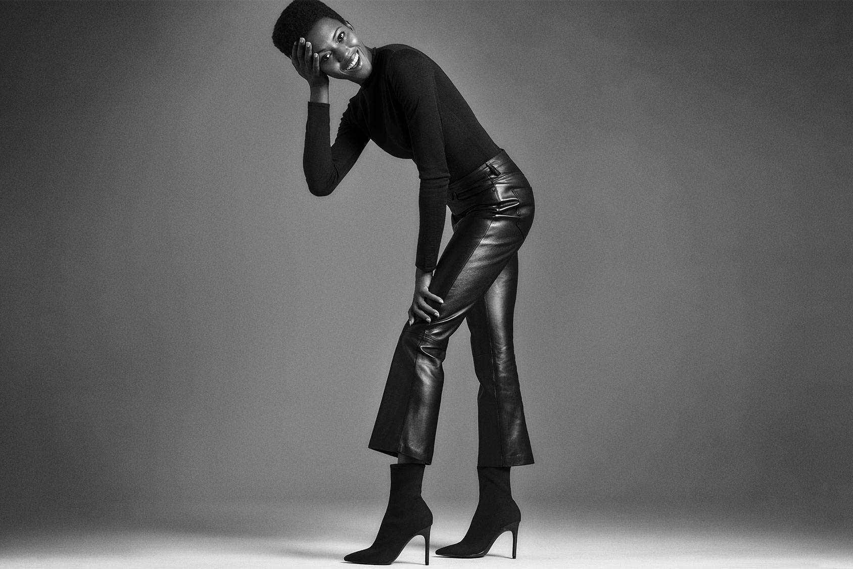 Investigating the origin of the leather trousers
