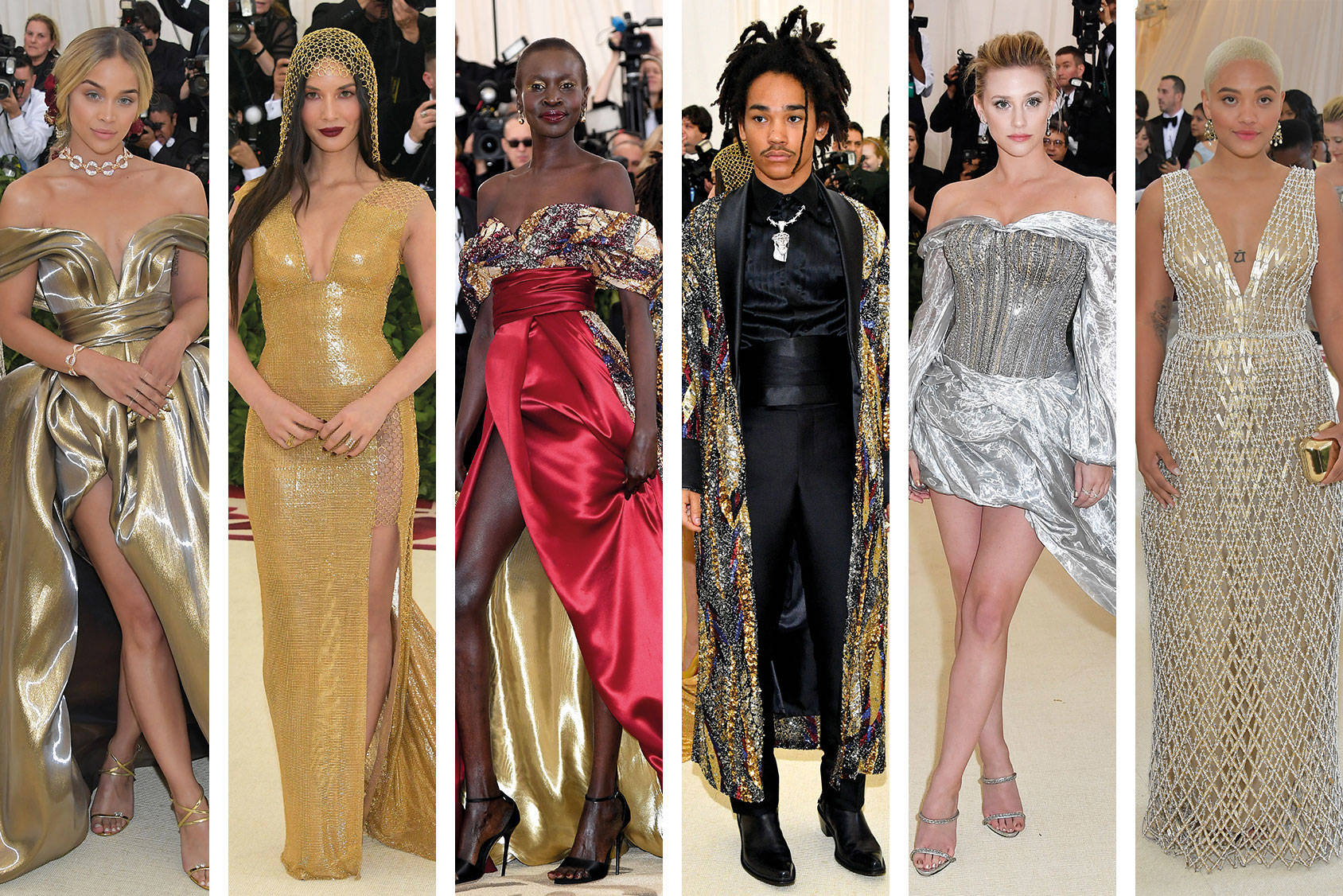 These celebs wore H&M to the Met Gala | H&M GB