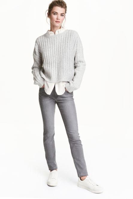 2 long dress pants h&m