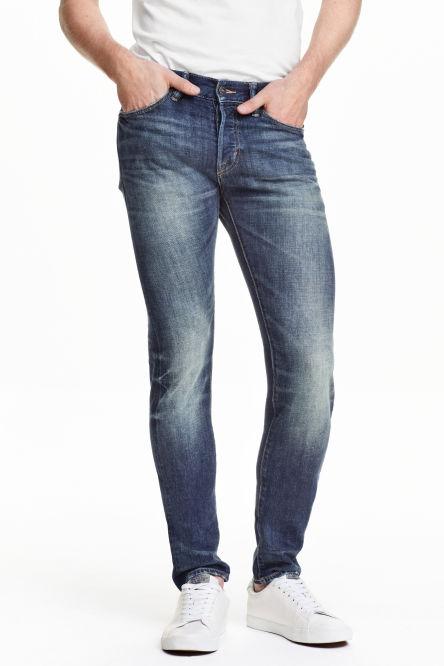 jeans skinny jeans homme h m. Black Bedroom Furniture Sets. Home Design Ideas