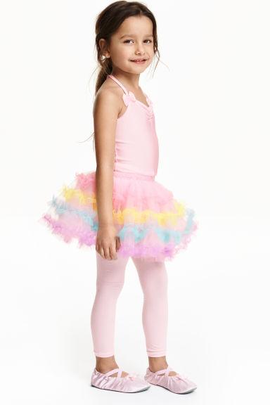 ballet dress light pink kids h m gb. Black Bedroom Furniture Sets. Home Design Ideas