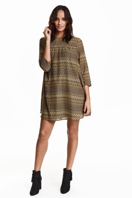 dresses shop women 39 s dresses online h m. Black Bedroom Furniture Sets. Home Design Ideas