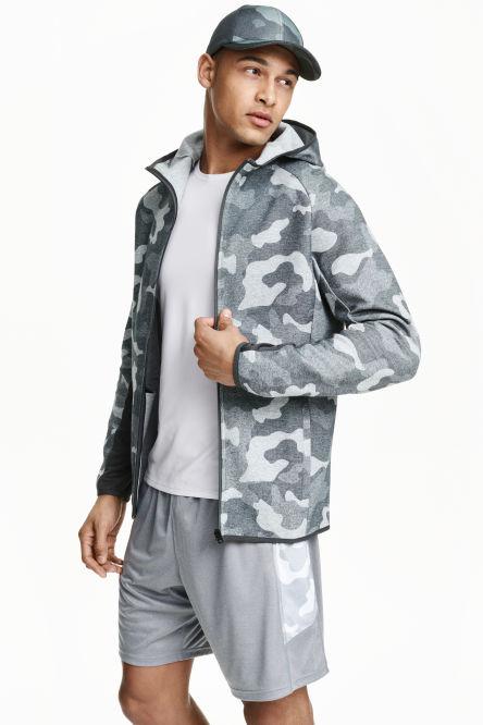 vestes sportswear homme h m. Black Bedroom Furniture Sets. Home Design Ideas
