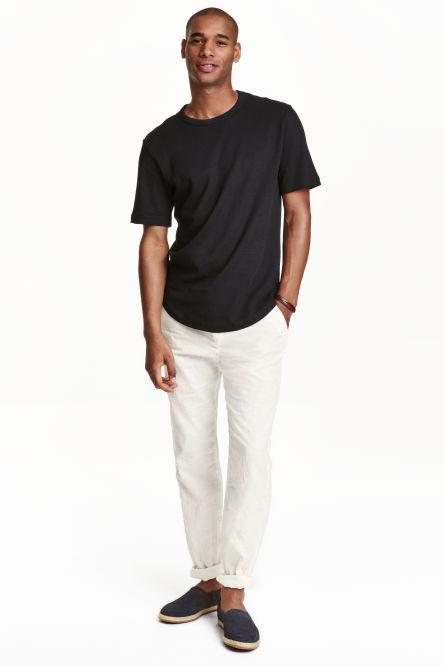 pantalons homme h m. Black Bedroom Furniture Sets. Home Design Ideas
