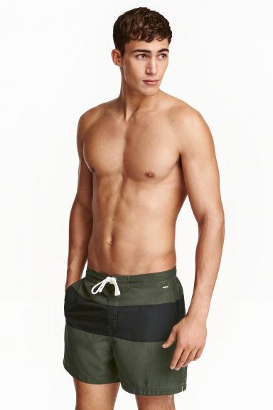 men 39 s swimwear a wide selection of swim shorts h m uk. Black Bedroom Furniture Sets. Home Design Ideas