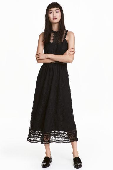 robes longues femme h m fr. Black Bedroom Furniture Sets. Home Design Ideas