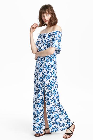 robes longues robes femme h m fr. Black Bedroom Furniture Sets. Home Design Ideas