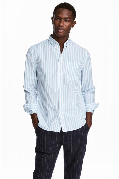 Camisas para hombre lo ltimo en moda hombre h m es for Lo ultimo en moda para hombres