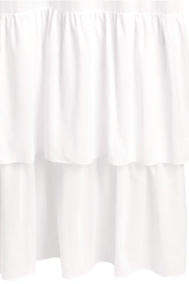 Cortina de volantes h m - Volantes de cortinas ...