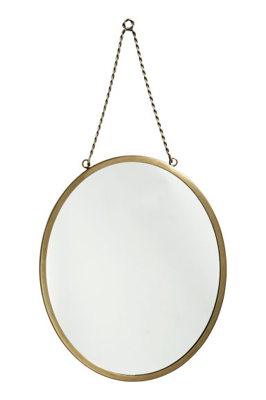 Miroir dor home all h m fr for Miroir collable