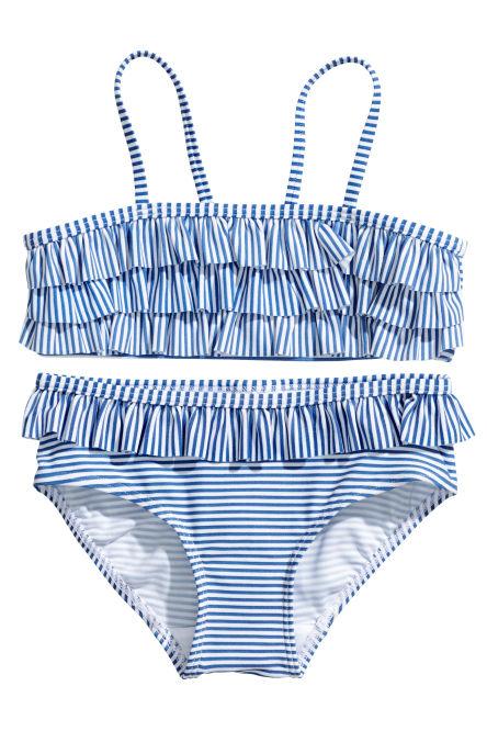 Costumi da bagno bambina 18m 10a online h m - H m costumi da bagno ...