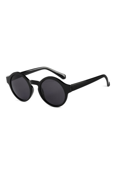lunettes de soleil noir h m fr. Black Bedroom Furniture Sets. Home Design Ideas
