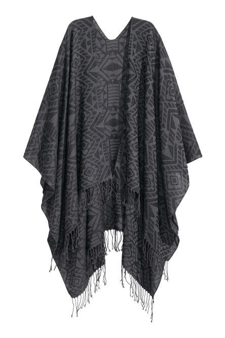 ponchos en ligne shoppez votre poncho pr f r h m. Black Bedroom Furniture Sets. Home Design Ideas
