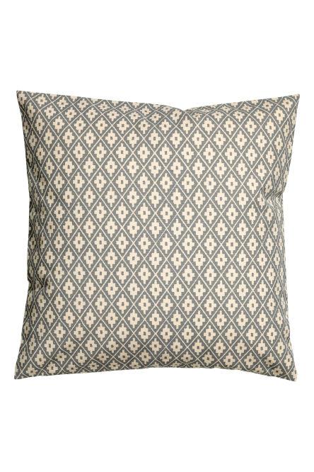 kissen h m home collection online einkaufen h m. Black Bedroom Furniture Sets. Home Design Ideas