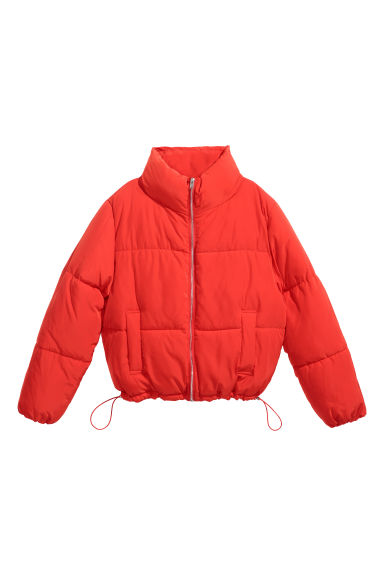 Padded Jacket Red H Amp M Gb