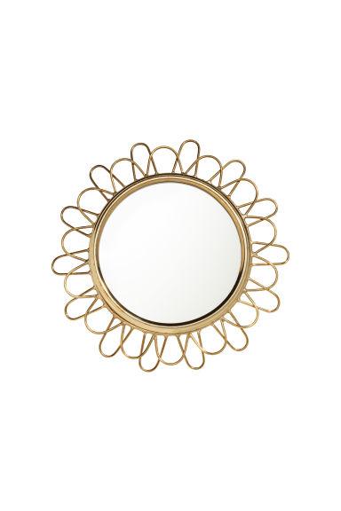 Miroir rond dor home all h m fr for Miroir 40x40