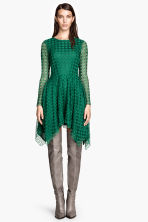 Abito in pizzo - Verde - DONNA | H&M IT 1