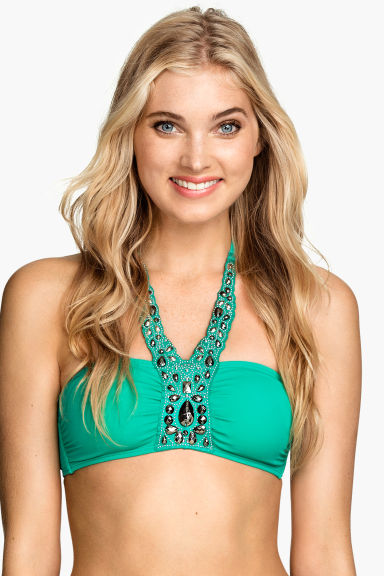 Bikini top - Verde - DONNA | H&M IT 1