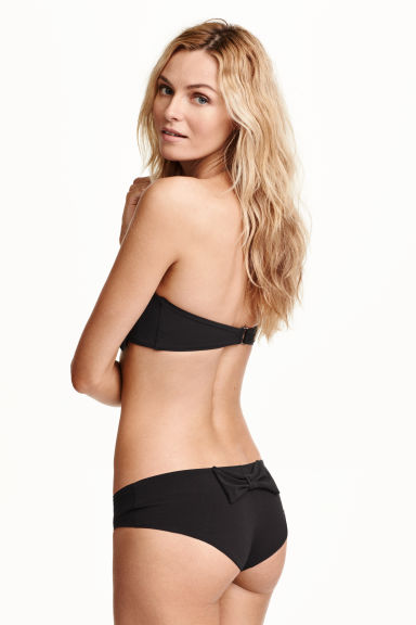 Hipster bikini bottoms - Black - Ladies | H&M GB 1