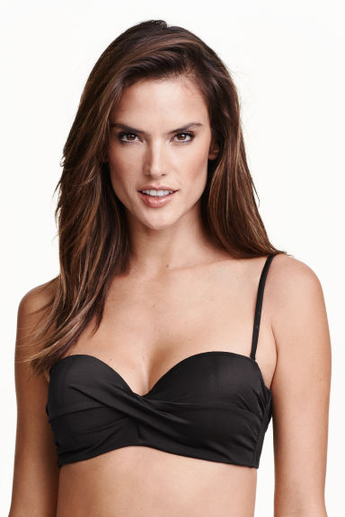 Top bikini - Nero -  | H&M IT 1