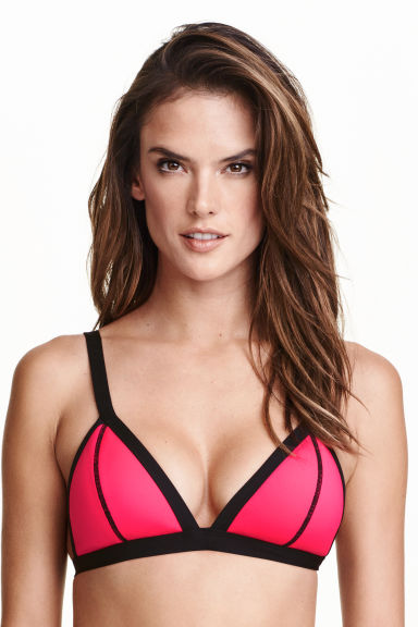 Top bikini - Corallo neon - DONNA | H&M IT 1