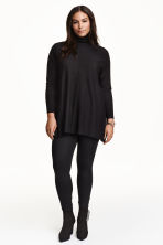 H&M+ Jersey leggings - Black - Ladies | H&M IE 4