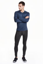 Collant training - Noir - HOMME | H&M FR 3