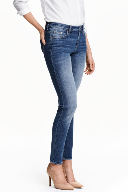 Slim Regular Jeans