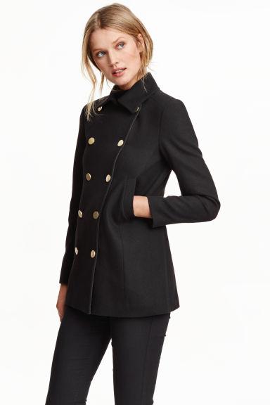 Peacoat - Black - Ladies | H&M GB