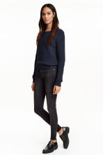 Superstretch trousers - Nearly black - Ladies | H&M CN 2