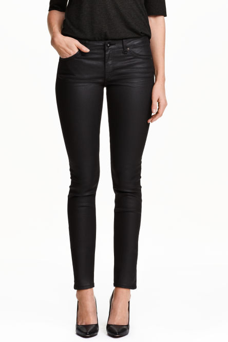 Super Skinny Low Jeans