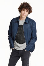 Coach jacket - Dark blue - Men | H&M CN 1