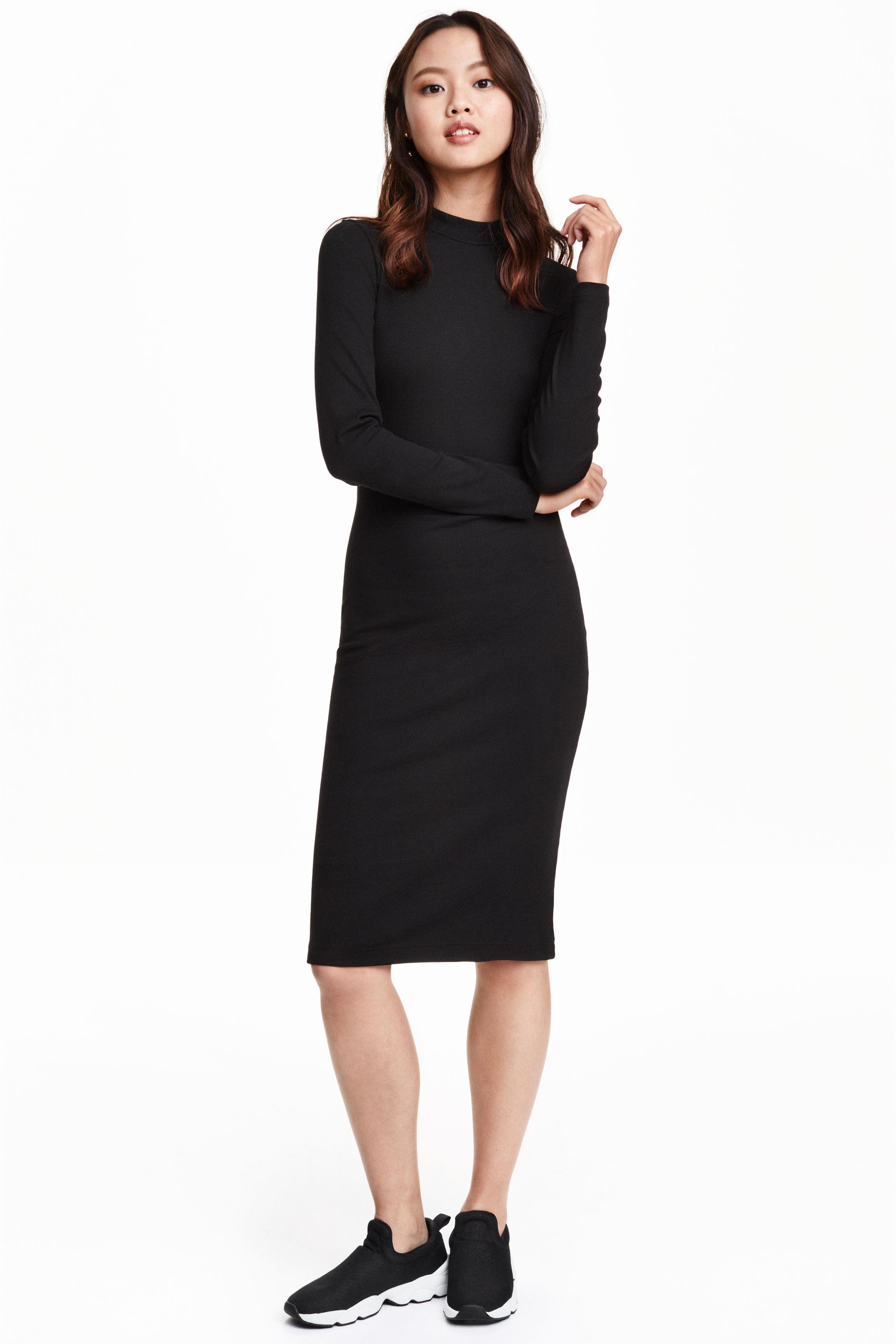 Black dress in h m - Black Dress In H M 2