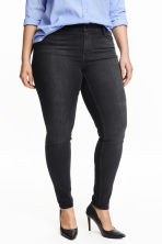 H&M+ Shaping Skinny Jeans - Black - Ladies | H&M CN 1