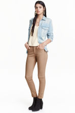Superstretch trousers - Beige - Ladies | H&M CN 1