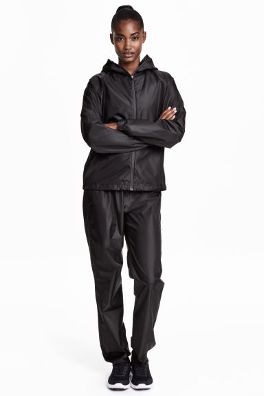 Rain trousers - Black - Ladies | H&M CN 1