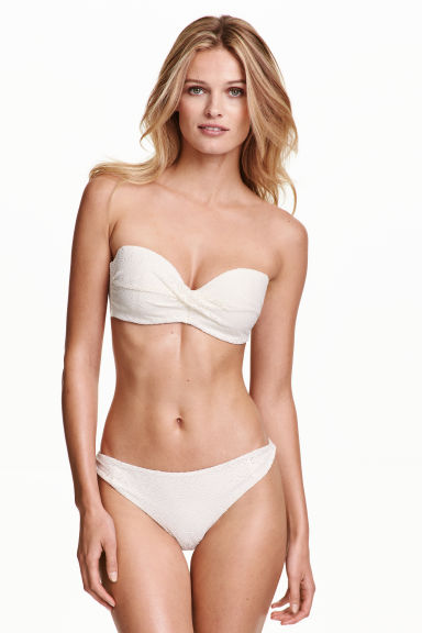 Slip bikini - Bianco - DONNA | H&M IT 1