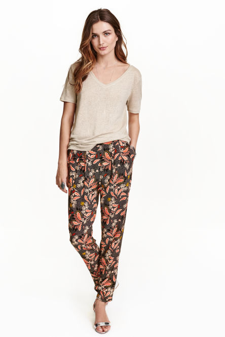 Broek - Loose fit