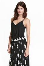 Jersey body - Black - Ladies | H&M CN 1