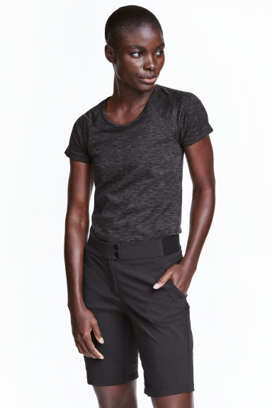 Outdoor shorts - Black - Ladies | H&M CN 1