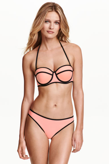 Bikini bottoms - Apricot - Ladies | H&M GB