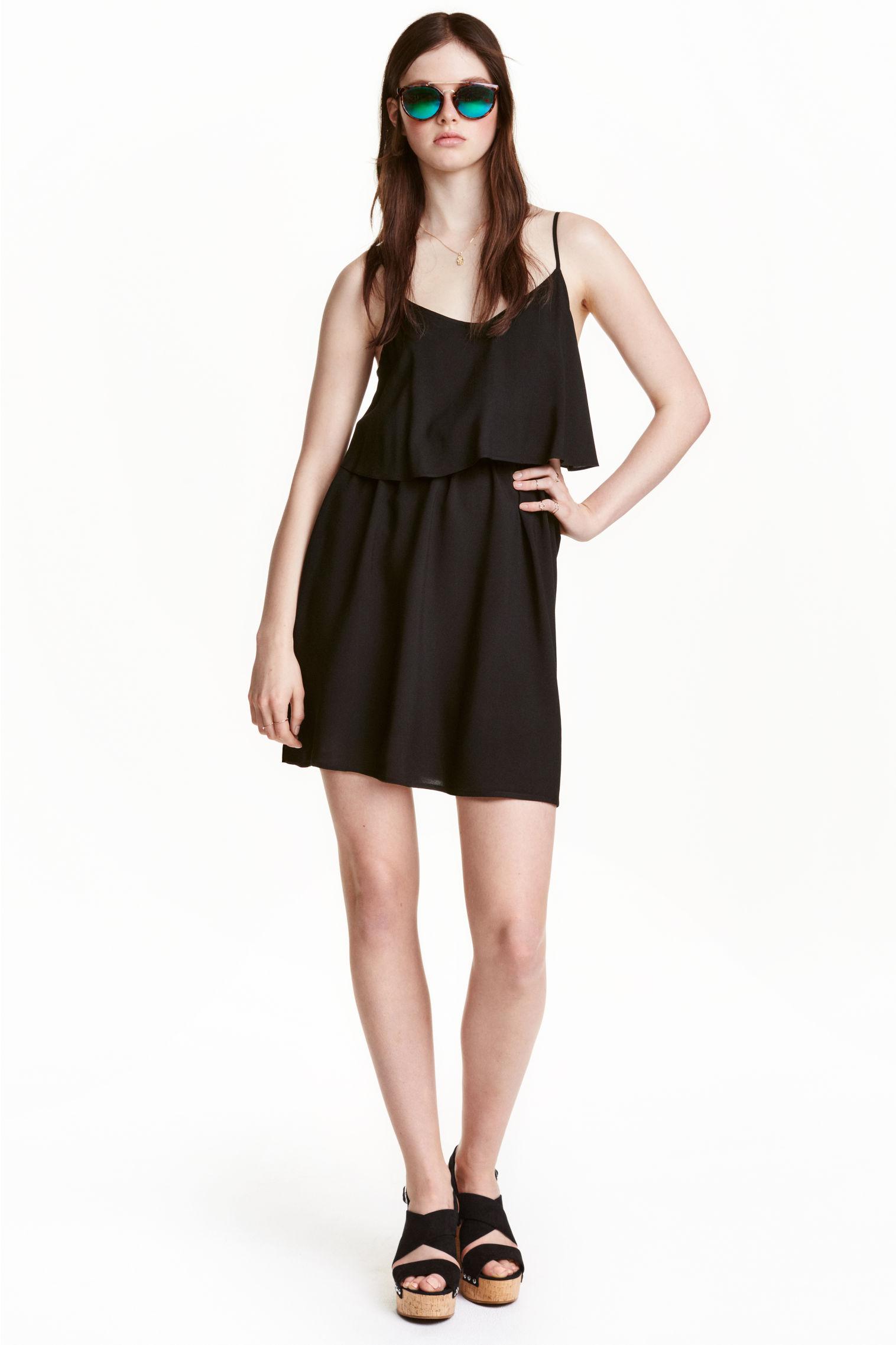 Black dress in h m - Black Dress In H M 10