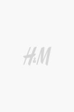 Top fantasia con pizzo - Rosa cipria/fiori - DONNA | H&M IT 1