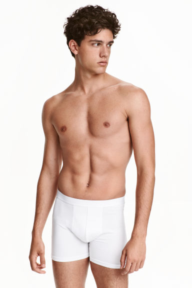 3-pack boxer shorts - White - Men | H&M CN 1